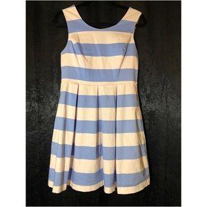 FOREVER 21 Striped Mini Dress Size L